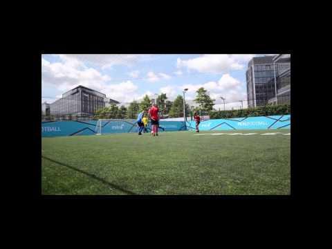 Các kỹ thuật sút bóng ghi bàn sân 5 người