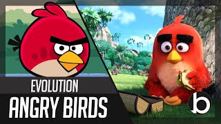 Evolution of ANGRY BIRDS! (2009 - 2016)