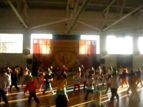1-st in Moldova Hip-Hop Production Sis n Bro Dance