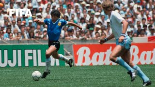 30 YEARS AGO: Stars reflect on Maradona's 86 masterpiece