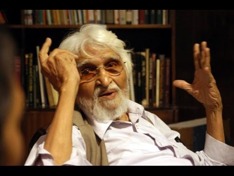 A conversation with M.F. Hussain-1991
