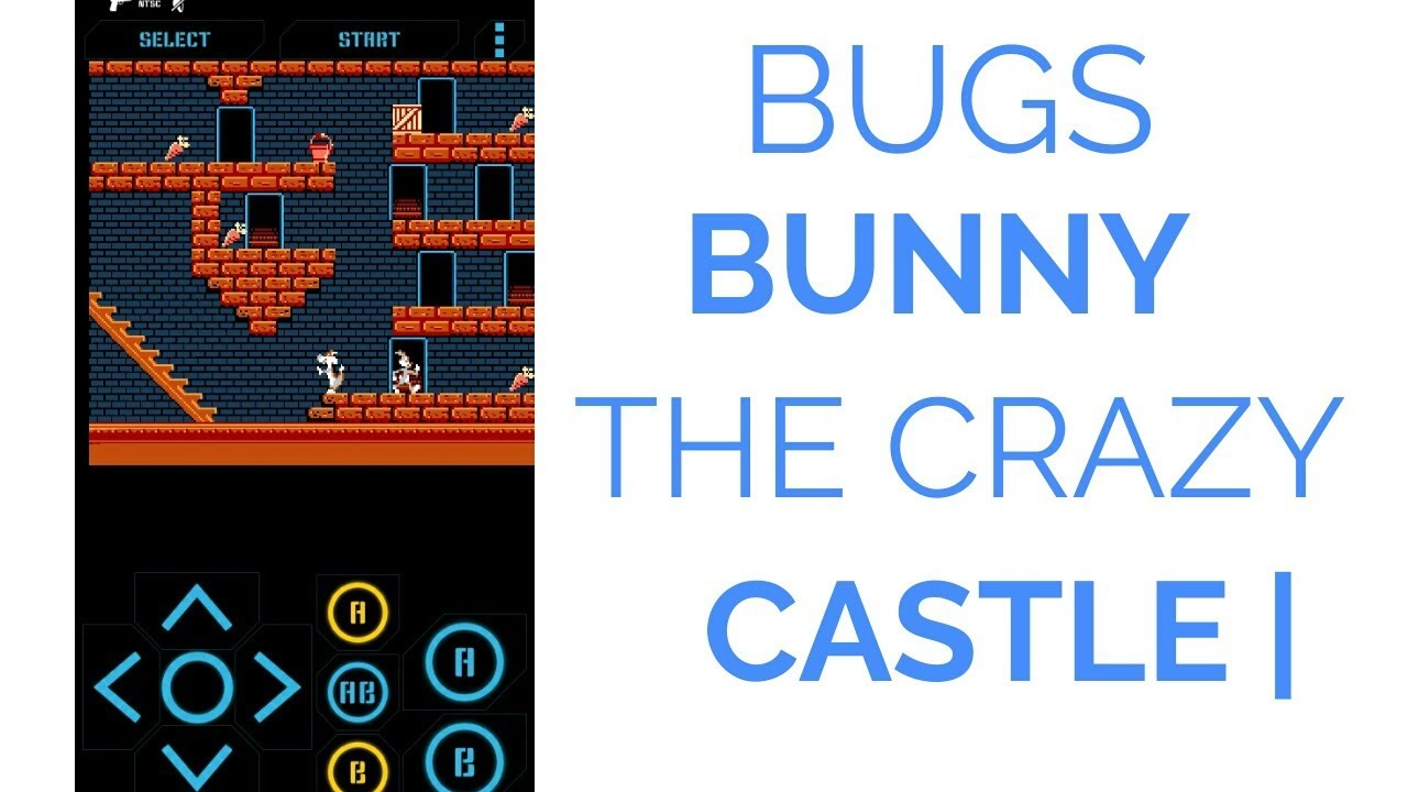bugs bunny crazy castle 3 game free download for pc