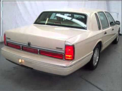 1997 Lincoln Town Car Amherst Ny Youtube