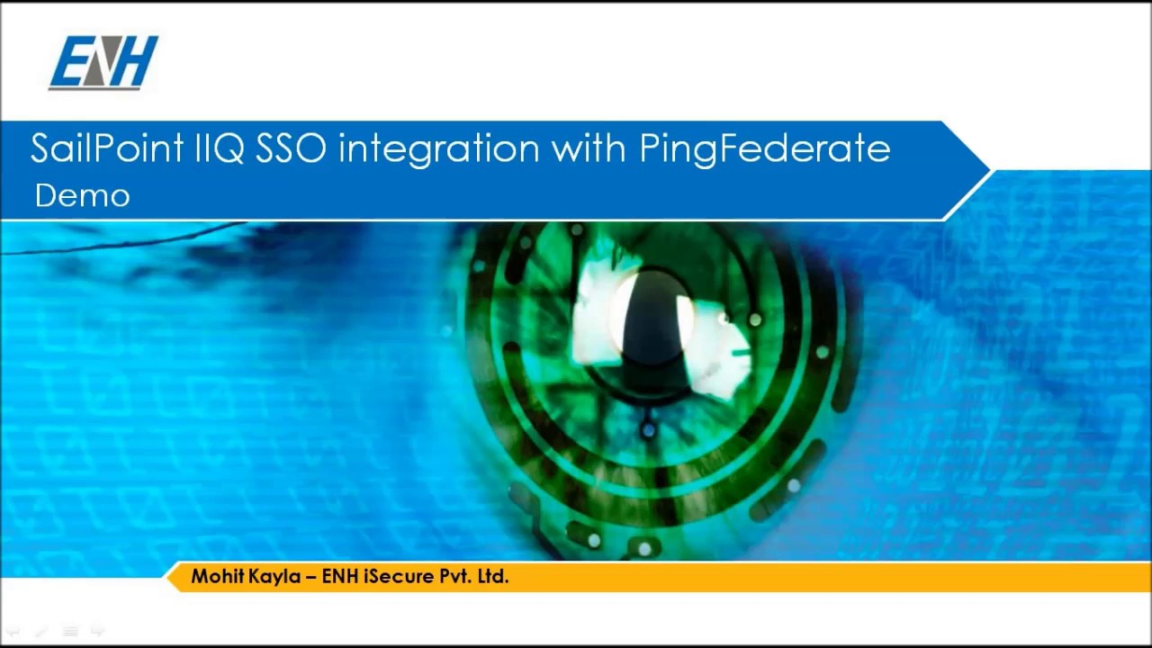 What Is Pingfederate Authentication