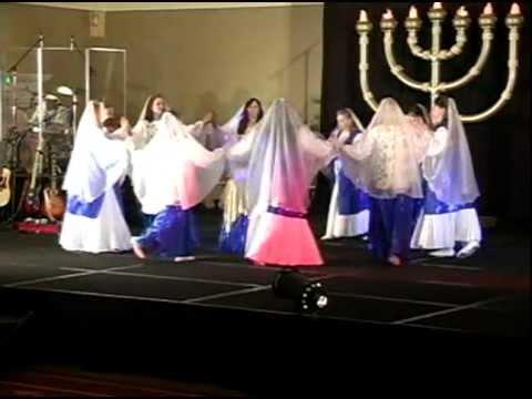 Hanukkah Dance: