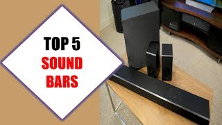 Top 5 Best Sound bars 2018 | Best Sound bar Review By Jumpy Express
