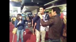 Halik Sa Hangin Premiere Night (Xian Lim Arrives)
