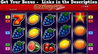 Play Sizzling Hot Online for free - New Slot Machines 2018 - 50 Free Spins