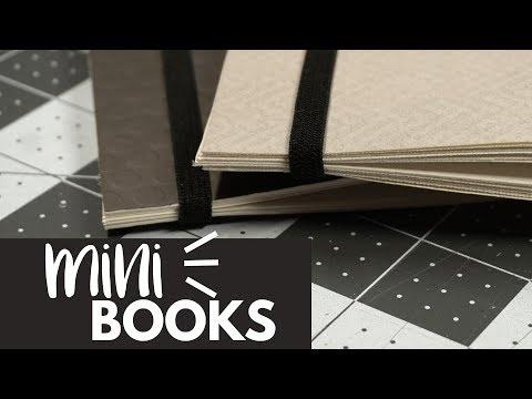 Making Mini Travel Sketchbooks! // DIY Sketchbook