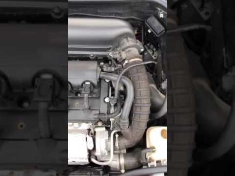 Mini Cooper S R56 coolant bleeder valve location  YouTube