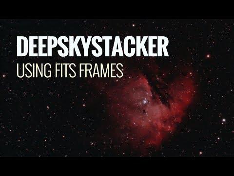 DeepSkyStacker Astrophotography Tutorial   Stacking FITS frames