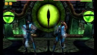 Mortal Kombat Gold: Fatality Demonstration [HD]