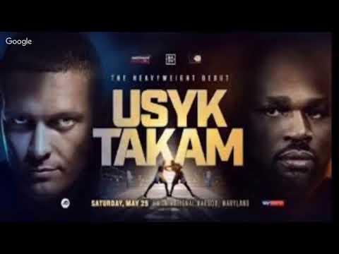 bwtmonline-|-boxing-|-usyk-vs-takam-pre-fight-thoughts-|-wilder-vs-klitschko