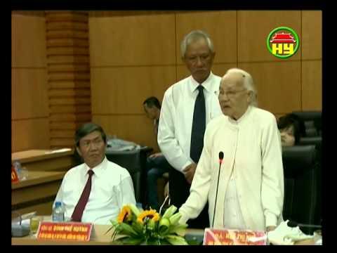 Phu nhân Ngô Thị Huệ nói về cố TBT Nguyễn Văn Linh