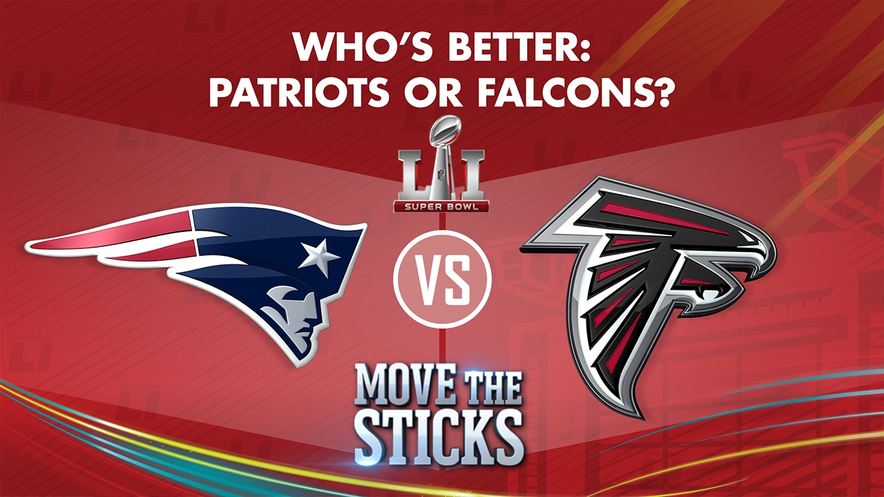 Patriots or falcons whos better move the sticks super bowl move the sticks super bowl li preview nfl youtube biocorpaavc