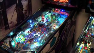 World Cup Soccer pinball full game/wizard mode