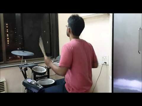 Pav Dharia | Rhyme Ryderz - Patole - Drum Cover