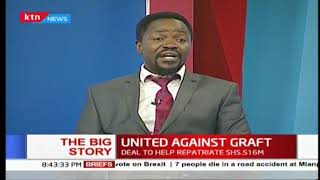 United Against Graft: Kenya, Jersey sign new agreement to repatriate stolen money 2 | #TheBigStory