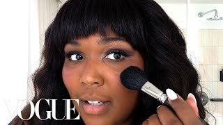 Lizzo's Easy Day-to-Night Beauty Look | Beauty Secrets | Vogue