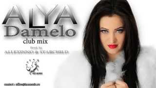 Video Alya - Damelo (Club Mix) prod. by Allexinno & Starchild download MP3, 3GP, MP4, WEBM, AVI, FLV Juli 2018