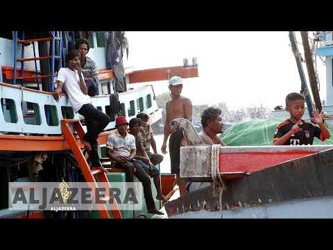 🇹🇭 HRW: Forced labour, trafficking continue in Thai fishing industry
