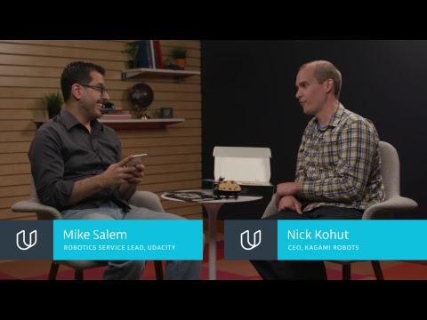 Robotics Q&A with Nick Kohut, CEO of Dash Robotics