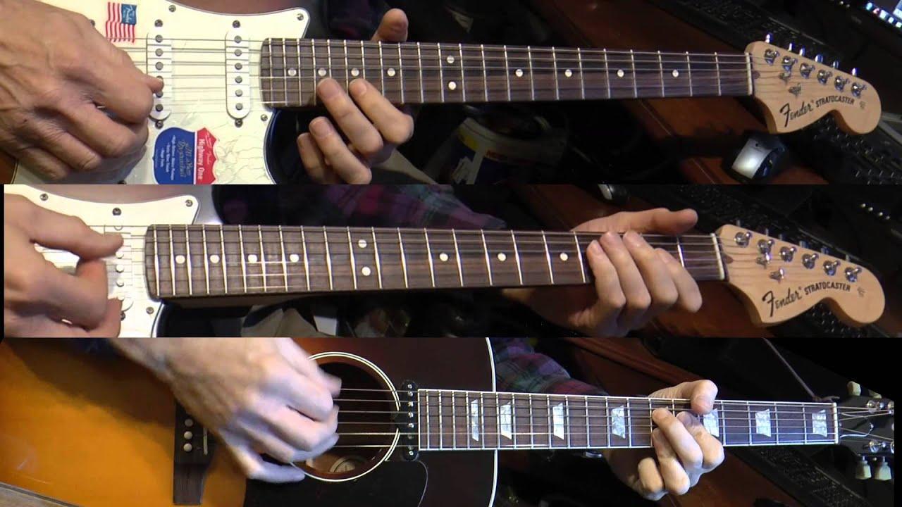 beatles yes it is guitar secrets no backing tracks youtube