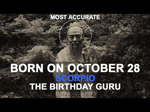 Born On October 28 | Birthday | #aboutyourbirthday | Sample