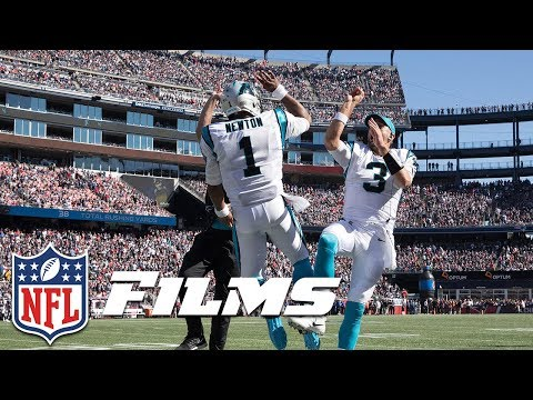 Cam Newton Takes Advantage of Patriots' Coverage Breakdowns (Week 4) | NFL Turning Point