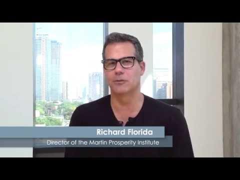 Richard Florida: The Creative Class at Rotman