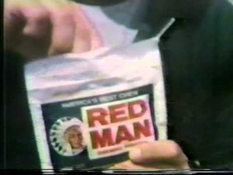Redman Chewing Tobacco Commercial 1979