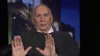 """Theater Talk: Actor Frank Langella, on his role in Terence Rattigan's play """"Man and Boy"""""""