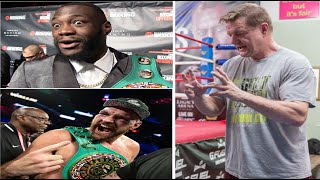 DEONTAY WILDER'S TRAINER GOES AGAINST WILDER AND PRAISES TYSON FURY PERFORMANCE vs OTTO WALLIN!!