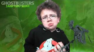ghostbusters theme song with me sanctum of slime video game