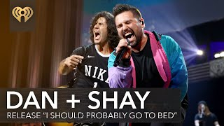 "Dan + Shay Talk About Their New Song ""I Should Probably Go To Bed"" 