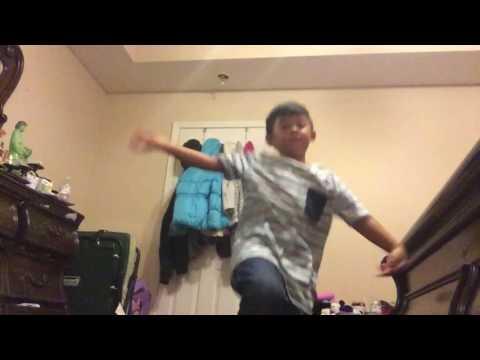 ryan little dude dancing