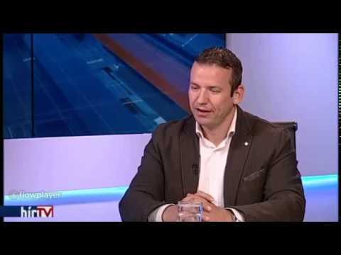 Toroczkai László a Hír TV Newsroom c. műsorában (2017.04.27.)
