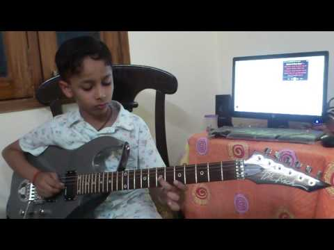 jane kiyon log mohabbat guitar cover by rio
