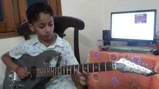 jane kiyon log mohabbat guitar cover by rio