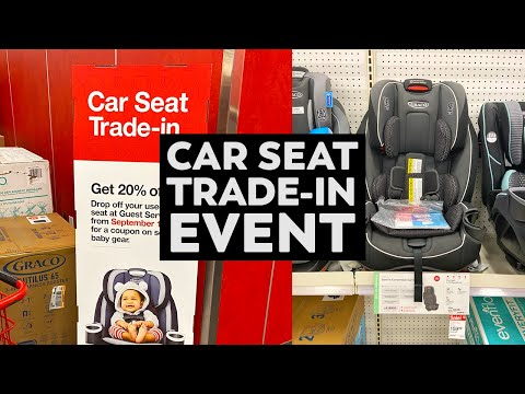 Car Seat Trade-in Event At Target!