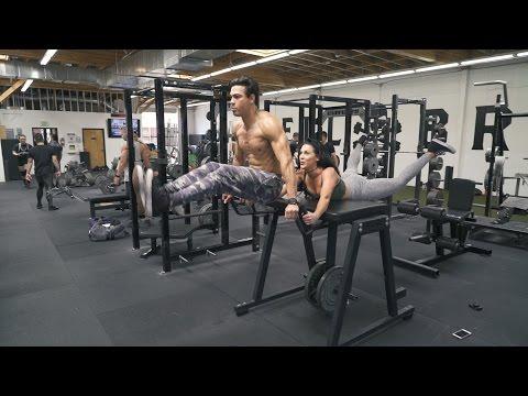 FUN Workouts  - Ray Diaz & Ashley Kaltwasser