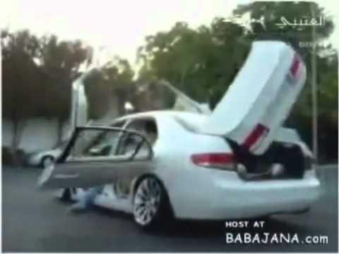 Magic Car In Saudi Arab Sialkot Pakistan Super Car Pakistan Youtube
