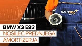 Menjava zadaj levi desni Vzmeti BMW Z3 2001 - video navodila