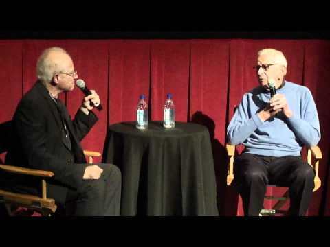 Author Foster Hirsch interviews producer Walter Mirisch at TCM fest