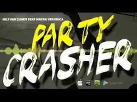 Nils Van Zandt feat Mayra Veronica-Party Crasher (1hour version)