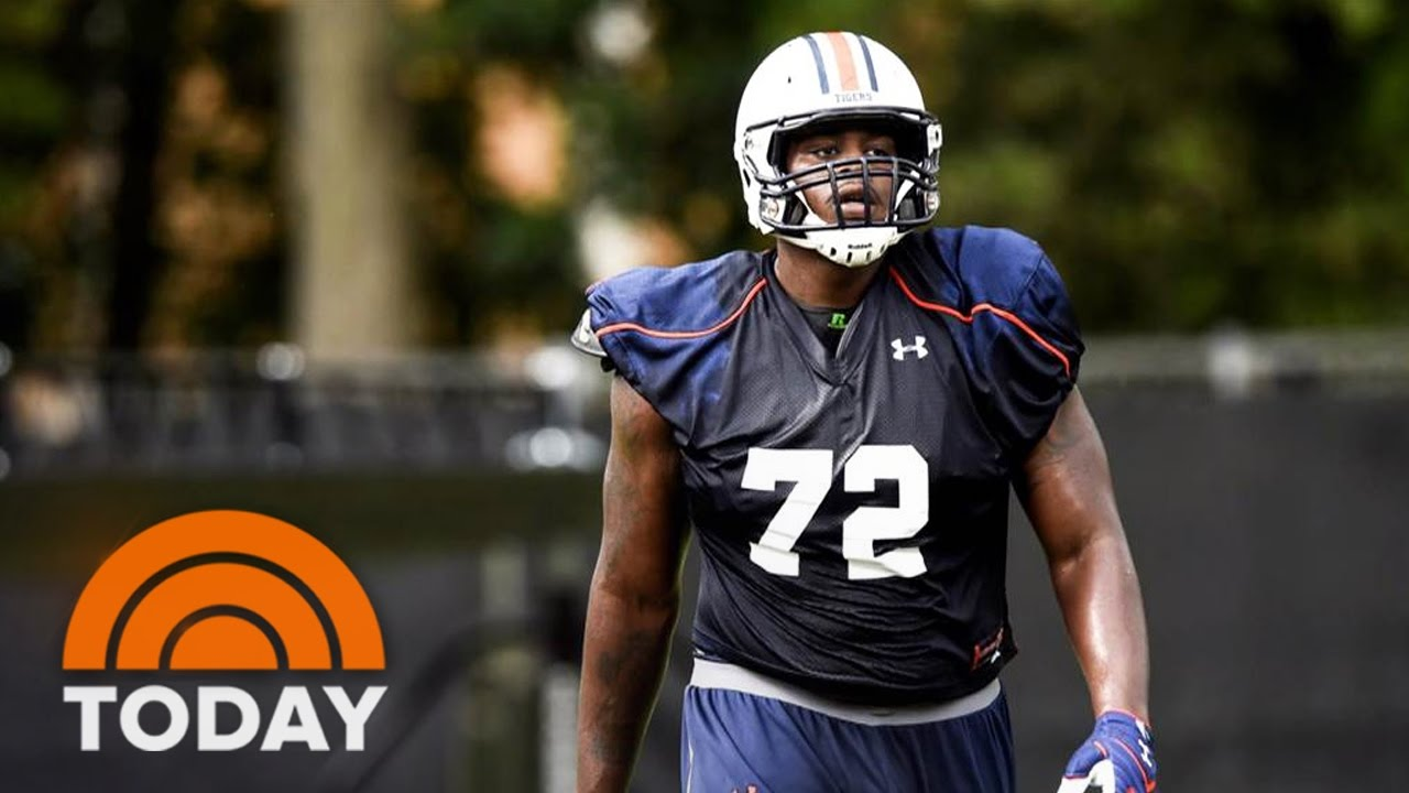 quality design 8d75a 3dccc How St. Jude Helped Shon Coleman Fulfill His NFL Dream And Inspire Others |  TODAY