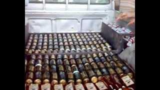 طريقه تهريب المشروبات الكحوليه في العراق