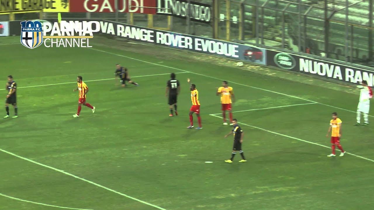 Parma Lecce 4 0 Tim Cup La Sintesi Youtube