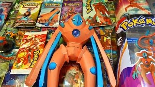 Ma Collection Pokémon DEOXYS #2 ! Booster Pokémon ULTRA-RARE ! Figurine Pokémon PaperCraft Pokémon !