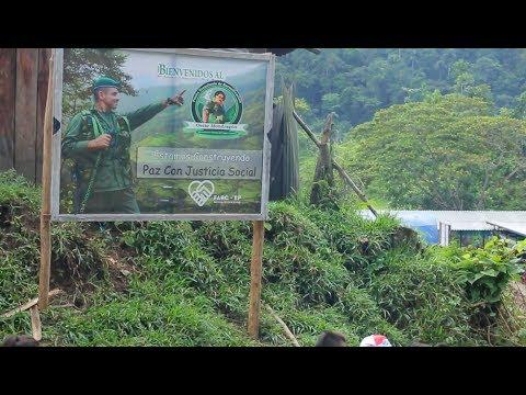27 de mayo con la Teófilo Forero de las FARC